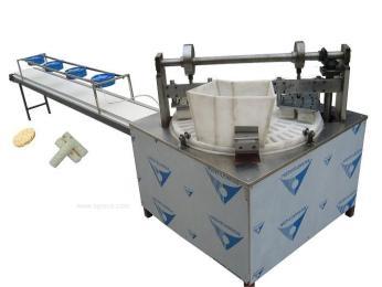 武汉米通经济实惠的转盘式自动成型机 膨化食品生产线设备