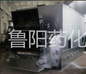 JRML型链条炉排燃煤热风炉