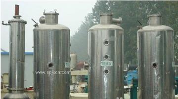 出售二手三效蒸发器设备