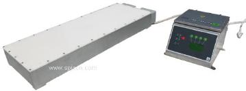 无纺布,纤维材料,挤出片材的检测平板式金属检测机