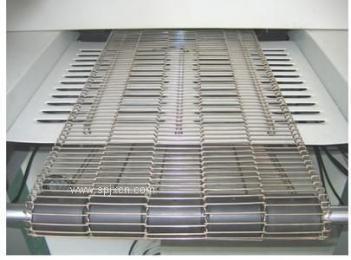 寧津宏盛網帶提供打折不銹鋼網帶