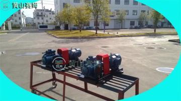 SN80R36E6.7W23煤气清洗液压系统专配润滑油泵