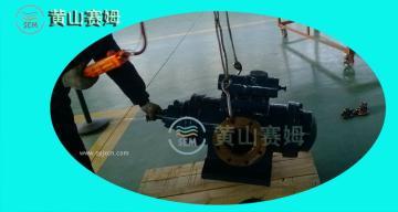 SN660R40E6.7W21液压机械冷却系统供液冷却三螺杆泵