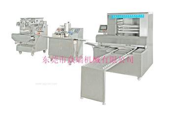 东莞出名厂家专业供应月饼生产线