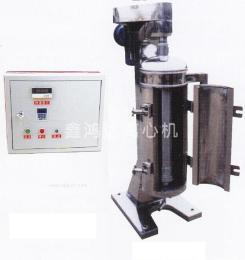 高速变频管式离心机整机质保三年 易损件保修一年