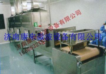 微波隧道殺菌設備