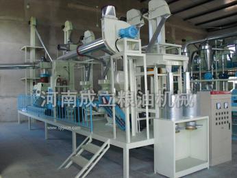 全自动黄豆加工机械制造商
