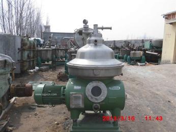 供应食用油炼油设备油水分离机设备