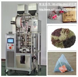 立體三角袋茶葉包裝機,立體三角茶包袋泡茶包裝機