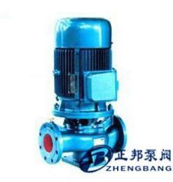 ISG型管道離心泵