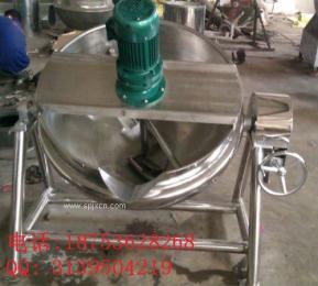 蒸汽不銹鋼夾層鍋生產廠家