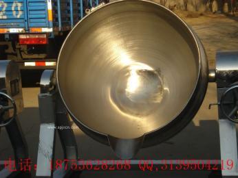 不銹鋼電加熱夾層鍋大型炒鍋價格有現貨