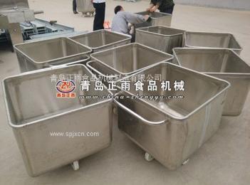 屠宰車間送肉桶車
