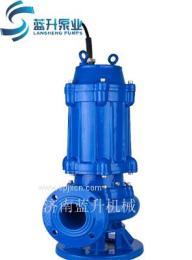 济南蓝升WQ潜污泵抽取浓稠液体专用泵知名品牌