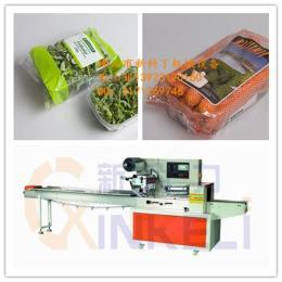 瓜果蔬菜包装机、带托西红柿包装机