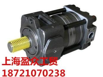 SUMITOMO日本住友齿轮泵 QT单联内啮合齿轮泵 上海盈众工贸