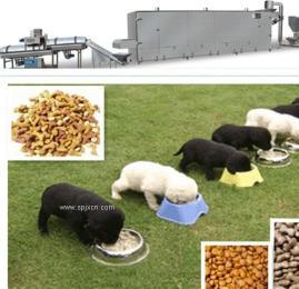 狗糧全自動生產線