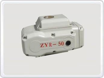 ZYR-40开度型蝶阀电动执行器