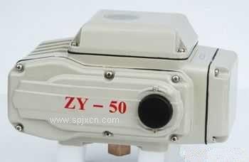 ZYP-50智能调节型电动执行装置
