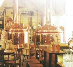 中酿微型实验酒店啤酒设备机械行业