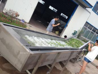不锈钢果蔬清洗设备