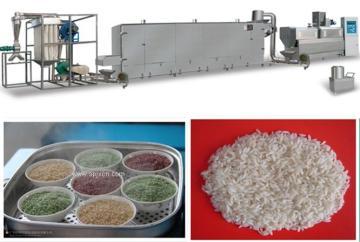 大型全自動營養米粉生產線