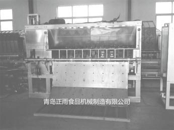 青岛正雨供应生猪屠宰设备生猪打毛机300型液压刨毛机