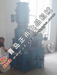 青島正雨食品機械供應豬牛羊屠宰設備焚燒爐無害化處理焚燒爐