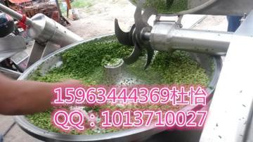 百叶豆腐斩拌机、QQ豆干加工设备、千叶豆腐斩拌机、品?#26102;?#35777;