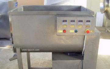双轴拌馅机,肉馅搅拌机,双绞笼拌馅机,不锈钢材质 厂家介绍