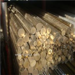 無鉛耐磨H65黃銅棒 易削環保六角黃銅棒廠家