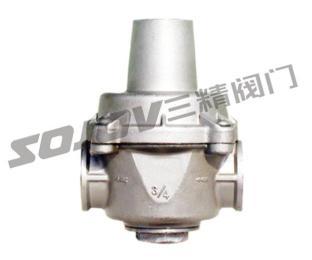 不锈钢支管式减压阀,丝扣减压阀