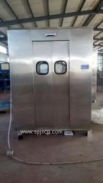 不锈钢净化风淋室食品车间风淋室