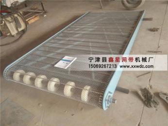 304不銹鋼網鏈輸送機