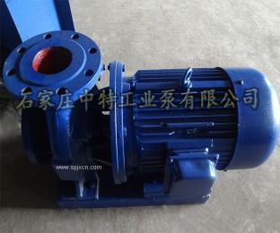 沈阳批发ISW管道泵市场