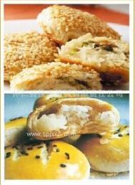 山西  全自动绿豆饼机器 酥饼成型机 鲜花饼机  生产厂家