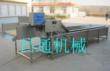 茨菇清洗去皮设备 慈菇加工流水线配套机器 诸城昌通机械