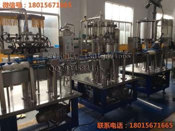 含氣飲料生產線