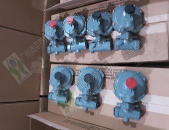广州批发进口费希尔调压器批发HSR低压阀二级fisher调压器
