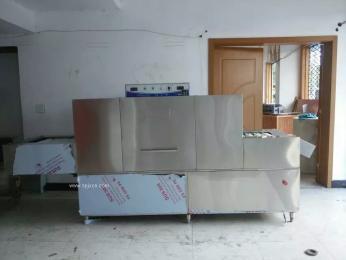 食堂用自动洗碗机,消毒烘干一体机