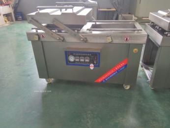 含水酱菜真空包装机 下凹食品真空包装机价格 山东小康DZ-600/2S下凹式真空
