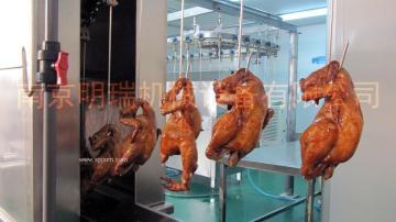 禽类熟食设备