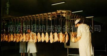烤禽加工设备