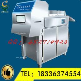 厂家?#27605;?#39640;效冷冻肉切块机2000型
