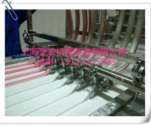 棉花糖澆注生產設備/上海棉花糖澆注生產線/糖果澆注機械