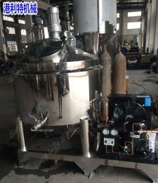 厂家供应不锈钢卫生级卧式直冷式奶罐牛奶冷却罐鲜奶贮存设备