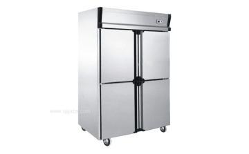 厨房四门立式不锈钢门冷柜,安德利冷柜,环保节能,质量保障