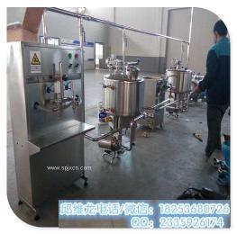 酸奶生产线_小型酸奶生产线