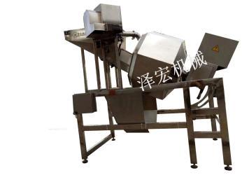 泽宏机械ZHBL-自动翻转八角拌料机