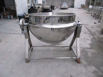 夹层锅 单位食堂用夹层锅 炒菜炖肉熬汤锅